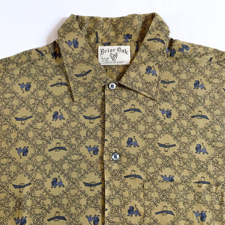 1960's Briar Oak L/S Shirt Deadstock