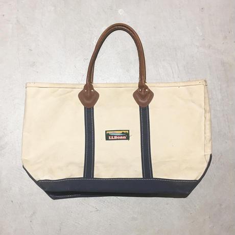 1980〜90's L.L.Bean Bote&Tote Canvas Bag