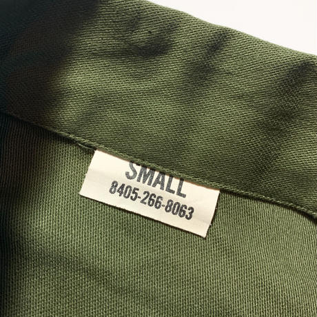 1960's US.ARMY Utility Jacket Deadstock