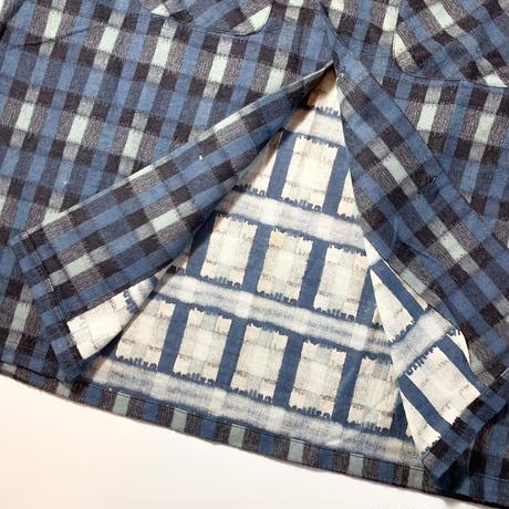 1960's BROADWAY Flannel L/S Shirt Deadstock