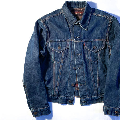 1960's Levi's 70505-0317 Big E Denim Jacket