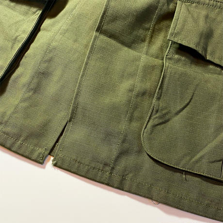 1960's〜 US.ARMY Jungle Fatigue 4th Jacket