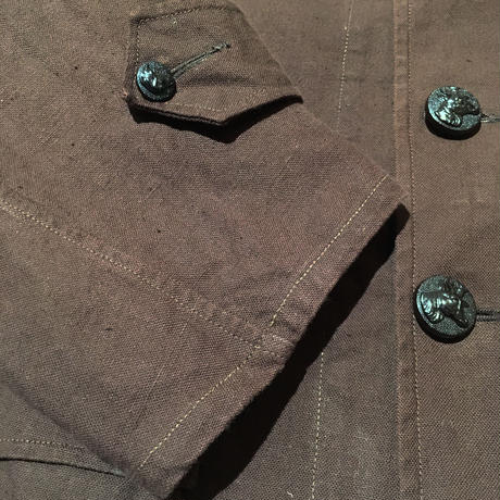 1940〜50's French Unknown Hunting Jacket