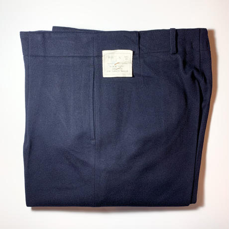 1950's Swedish Military Wool Trousers Deadstock