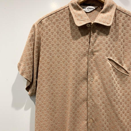 1960's PAUL HOWARD S/S Shirt