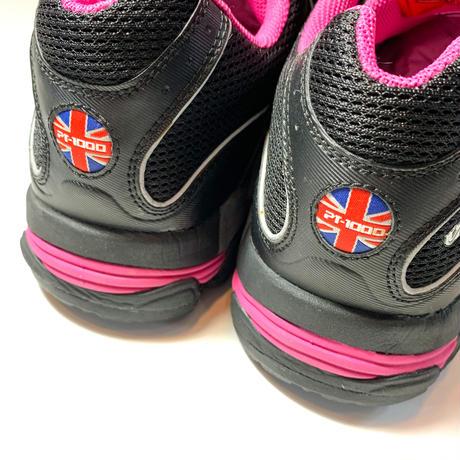 2000's UK GEAR PT-1000 Training Shoes Deadstock
