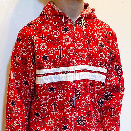 1960's Unknown Cotton Hoodie