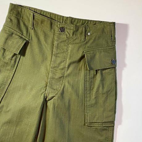 1940's US.ARMY M-43 Herringborn Trousers