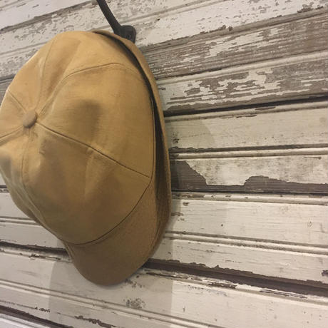 1950's RED HEAD Hunting Cap