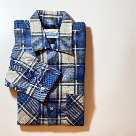 1960's Pennleigh Flannel L/S Shirt Deadstock