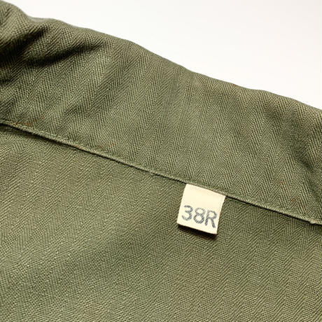 1940's US.ARMY M-43 Herringbone Jacket