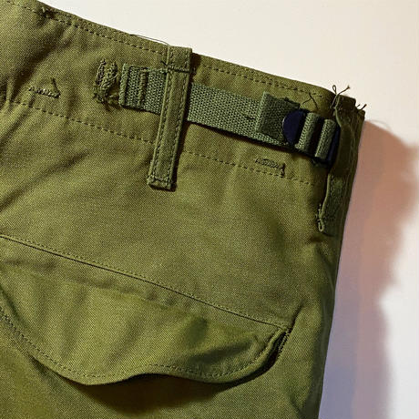 1970's US.ARMY M-65 Field Trousers Deadstock