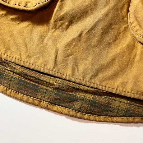 1990's Barbour Longshoreman Oiled Jacket