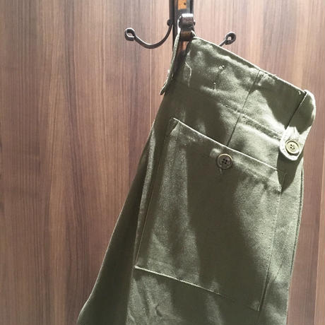 1960's British Army Trousers Deadstock