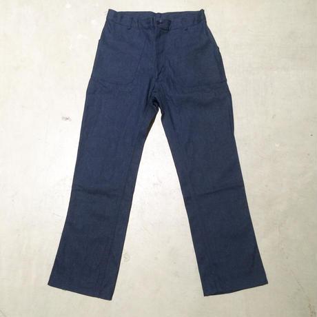 1980's US.NAVY Denim Trousers Deadstock