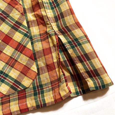 1950's〜 Unknown S/S Shirt