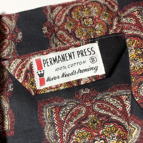 1960's Unknown Pajama L/S Shirt