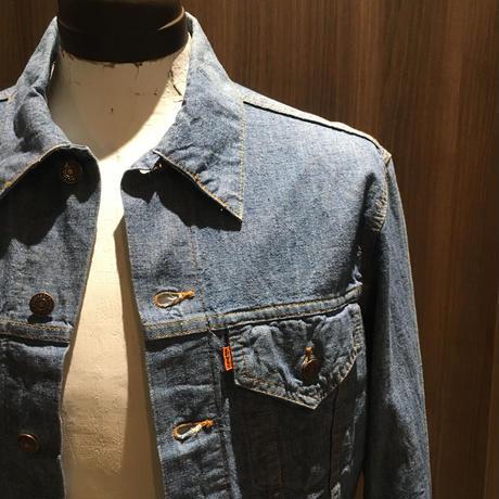 1970's Levi's 70505 Chambray Jacket