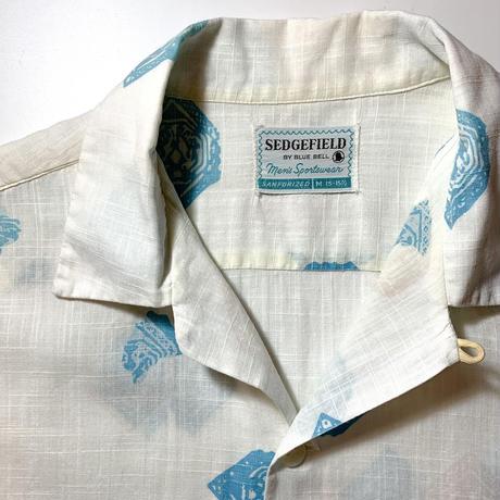 1950's〜 SEDGEFIELD S/S Shirt