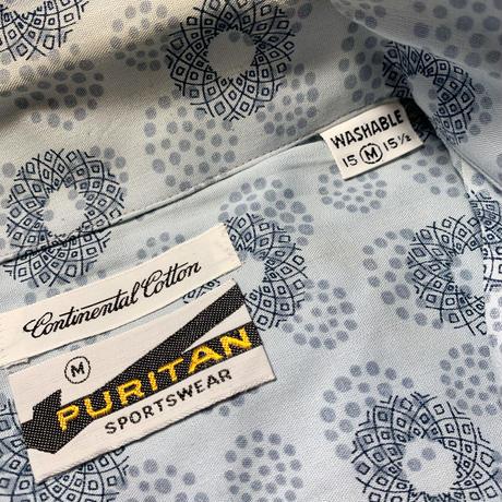 1960's PURITAN S/S Shirt Deadstock