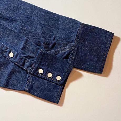 1950's FOREMOST Denim L/S Shirt