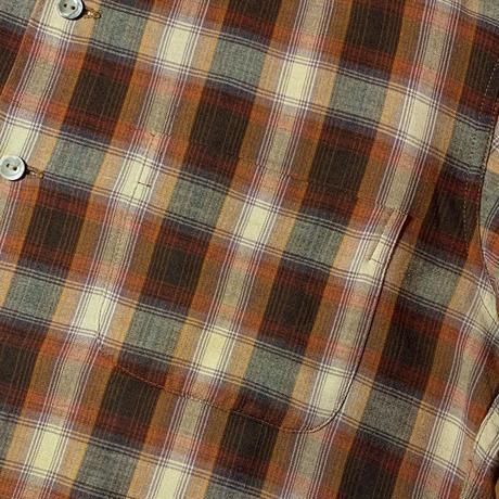 1960's McGREGOR Rayon L/S Shirt