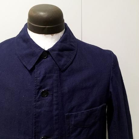 1940's〜 French Unknown Cotton&Linen Jacket