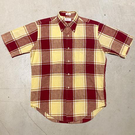 1960's GANT S/S Shirt