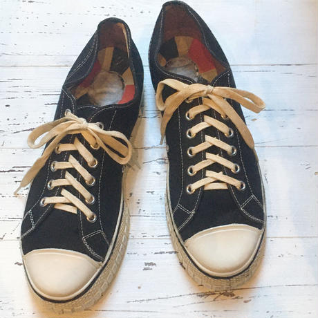 1960's Unknown Canvas Sneaker