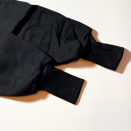 1960's Healthknit Sweat Black Deadstock