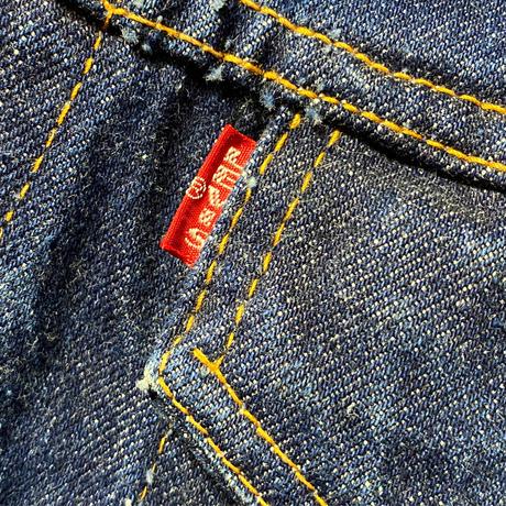 1960〜70's Levi's 70505 Big E Denim Jacket