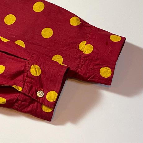 1960's MOD by Lord Essex Dots L/S Shirt