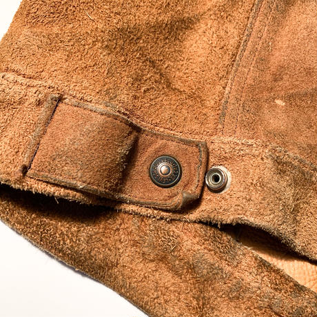 1960's Levi's Suede 3rd Jacket