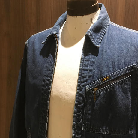 1970's Lee 91-B Denim Jacket