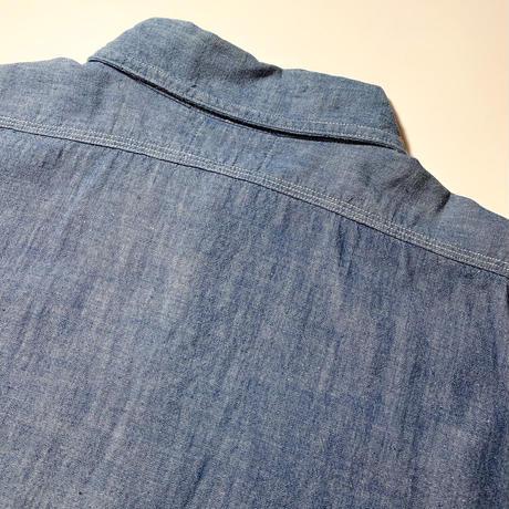 1950's Homesteader Chambray L/S Shirt