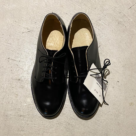 1990's US.NAVY Service Shoes Deadstock