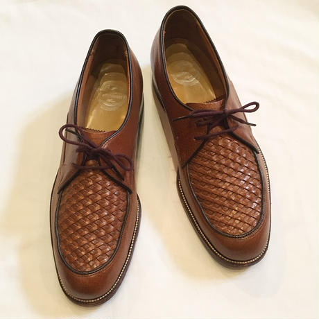 1950's〜 The WORTHMORE Shoe Leather Shoes