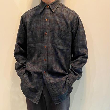 1960's PENDLETON Wool L/S Shirt