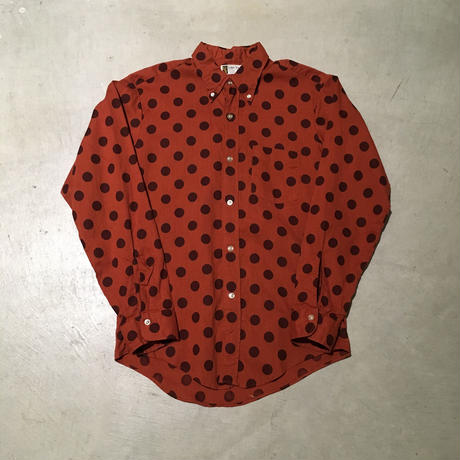 1960's Golden Vee L/S Shirt