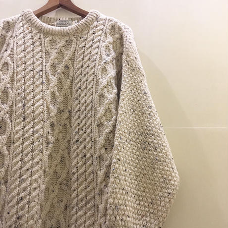 1980's THOMAS KEELING Sweater