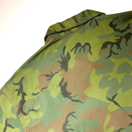 1960〜70's Civilian Leaf Camo Jacket Deadstock