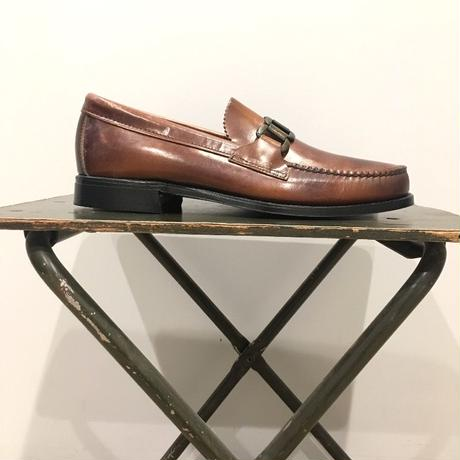 1960's Erosly Square Bit Loafers Deadstock