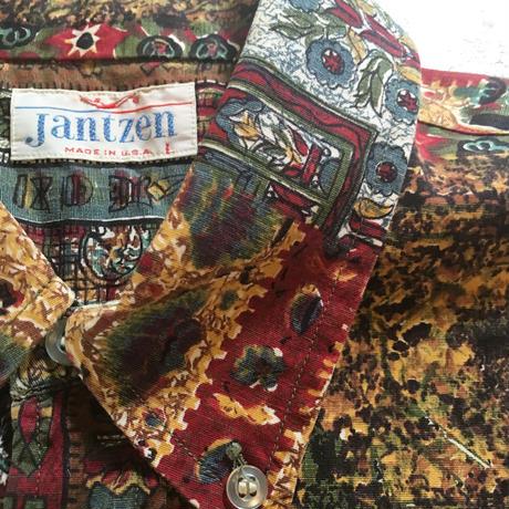 1960's Jantzen S/S Shirt