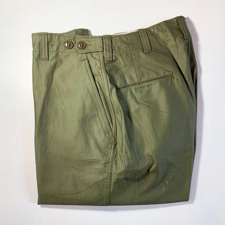 1940's US.ARMY M-43 Field Trousers Deadstock