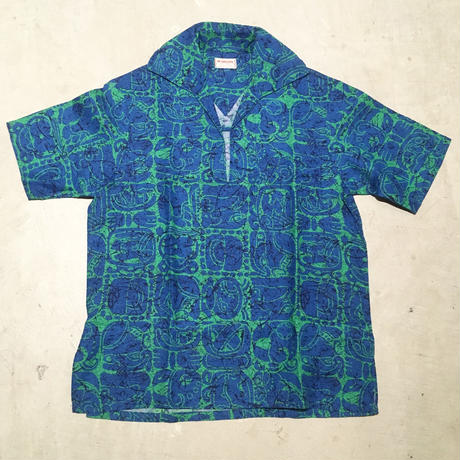 1960's McGREGOR  Skipper S/S Shirt