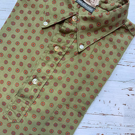 1960's MINK'S Pullover S/S Shirt