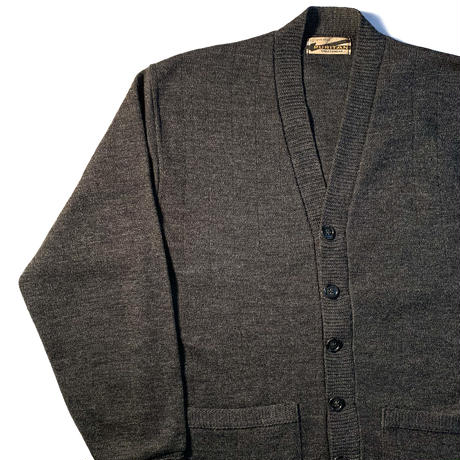 1950's〜 PURITAN Work Cardigan