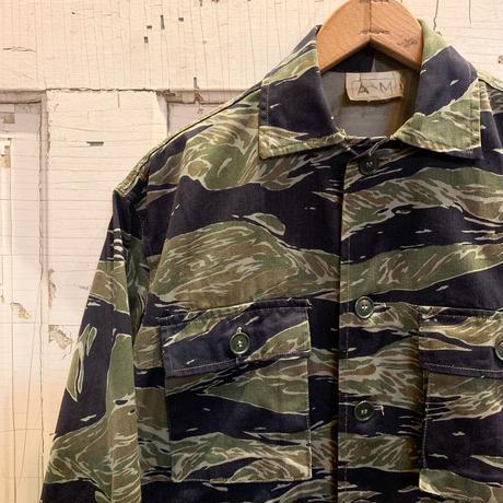1960's US.ARMY Tiger Stripe Jacket