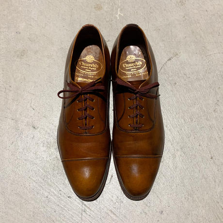 1970's Church's Leather Shoes