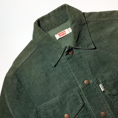 1970's Levi's 70505 Corduroy Jacket